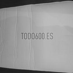 Techo Seat 600 , en polipiel, disponible en varios colores