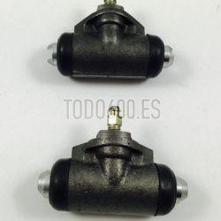 Bombín de freno trasero, válido para los modelos D, E, L y 800