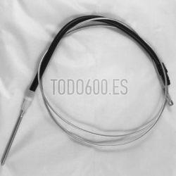 7 cable de embrague con funda. Precio 22 eur