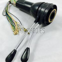 Mando de luces completo. Conmutador de luces e intermitentes. Válido para modelos D , E , L y 800